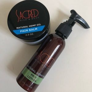 Other - Pain Lotion & Balm